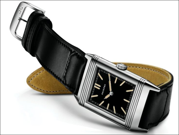 "Jaeger-LeCoulte Reverso 1931 Limited Edition 278.85.71 ""Casa Fagliano"".  The US only edition of the 1931 Tribute to Reverso.  It features the retro design of the 1931 model, and it also comes with a special strap that was made by famous Polo boot maker, Casa Fagliano.  It is limited to only 100 pieces."