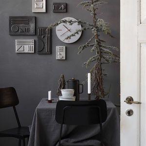 les 25 meilleures id es de la cat gorie d coration horloge murale sur pinterest grande horloge. Black Bedroom Furniture Sets. Home Design Ideas