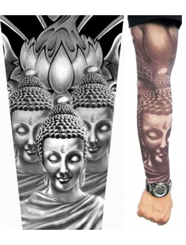 Buddha Tattoo Sleeve | Tattoo Sleeves | Accesories | StringsAndMe