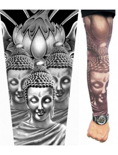 Buddha Tattoo Sleeve | Tattoo Sleeves | Accesories | StringsAndMe