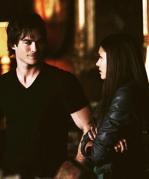 The Vampire Diaries, Elena and Damon #delana #tvd