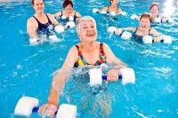 Aquafitness - ZÖLDBÉKA Úszó Club