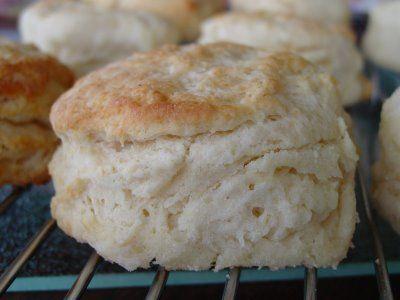 Fluffy Buttermilk Bisquits