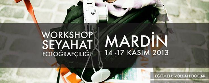 Ateliers Galata 14-17 Kasım 2013 MArdin Seyahat Fotoğrafçılığı Workshop'u #ateliersgalata #fotografcilik #workshop #seyahatfotografciligi #mardin #seyahat