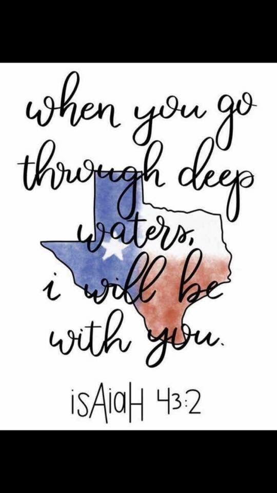 Texas Strong. Harvey Sux