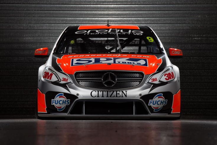 "Welcome to the  V8 Supercar series. It's about to ""get real in here"", as we Yanks say :-)"