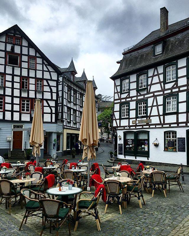 Monschau germany monschau is a small resort town in for Spa hotel eifel germany