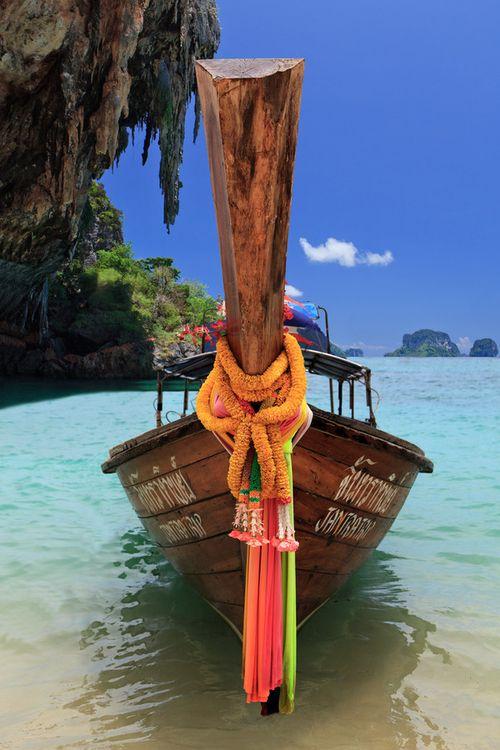 Koh Phi Phi, Thailand ( Thailand- a magical place @Kayla Barkett Barkett)