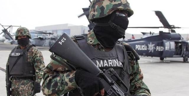 La Marina de México busca equipar a 3.200 efectivos para misiones de seguridad-noticia defensa.com