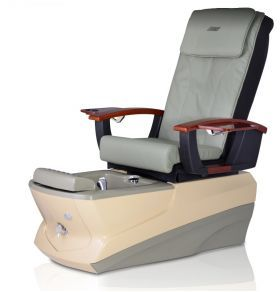 PSU NS 128 Pedicure Spa Chair $1735.00 Pedicure Spa Chair Shiatsu massage system - rolling  sc 1 st  Pinterest & 16 best NS Pedicure Chairs images on Pinterest | Pedicure spa Spa ...