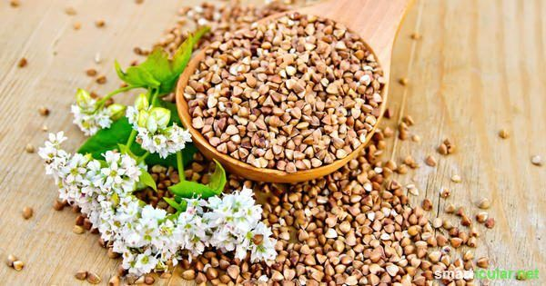 Buchweizen – gesunde Alternative zum echten Weizen