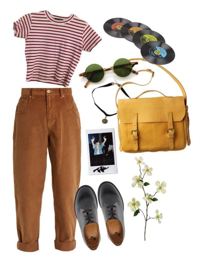 Music Vintage by Julietteisinthe80s on Polyvore with Polyvore, Miu Miu, dr.