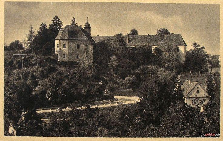 Niemcza-1925 rok,Zamek