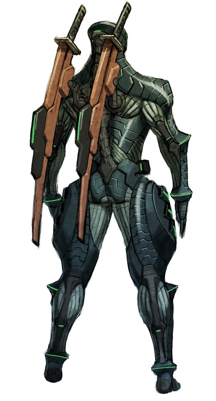Zero from Anarchy Reigns
