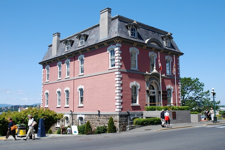 Heritage Building, Victoria