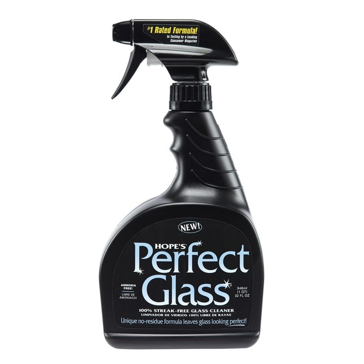 Shop Hopes 32 fl oz Glass Cleaner at Lowes.com Love this stuff!
