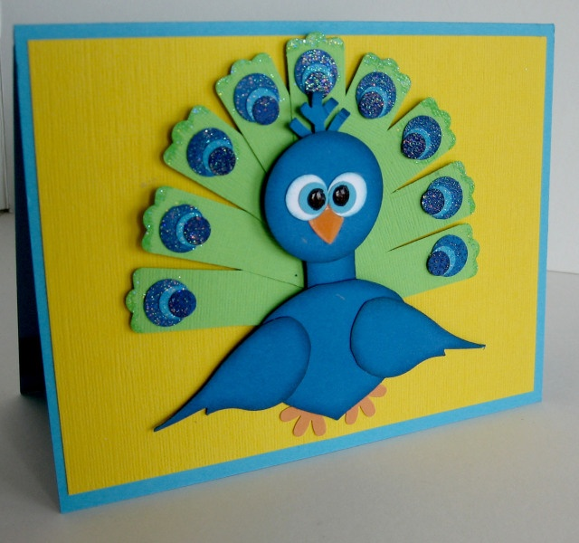 Stampin' Up! Ornament Punch Taunya Thurman Peacock