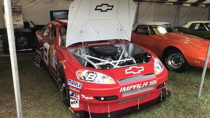 2007 Chevrolet Impala 358 CI, 4-Speed