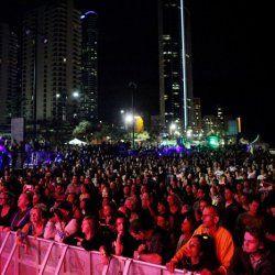 Promenade Apartments - Launch It! Beach Concert - Surfers Paradise Accommodation Gold Coast