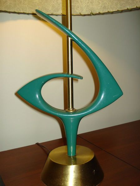 Midwestern Midcentury: Mid-Century Lamp: Readstown Meets Ames (not ...