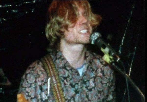 25 years ago today... Kurt Cobain Live in Olympia, WA