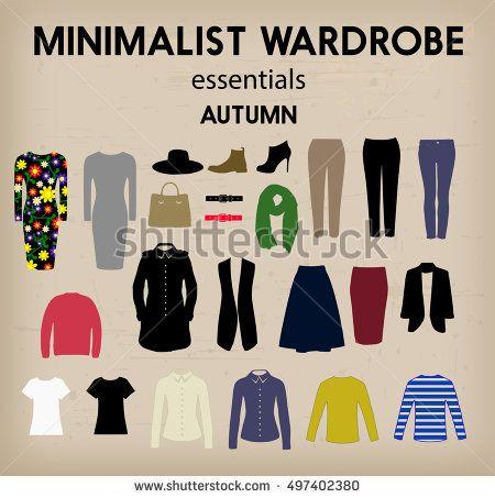 Minimalist wardrobe set vector - autumn   apparel, autumn, background, base, basic, beauty, blog, closet, cloth, clothes, coat, collection, color, denim, design, dress, elegant, essential, fall, fashion, feminine, floral, girl, graphic, grey, illustration, infographic, minimal, minimalism, minimalist, minimalistic, modern, neutral, pattern, season, set, shirt, shopping, simple, skirt, style, sweater, trend, trousers, vector, wardrobe, warm, woman