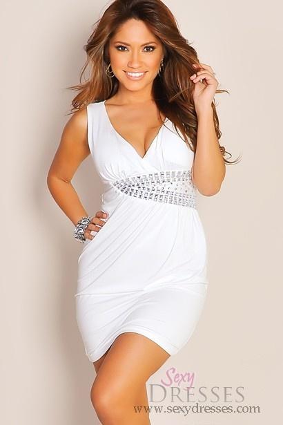 1000  ideas about Bachelorette Dress White on Pinterest ...