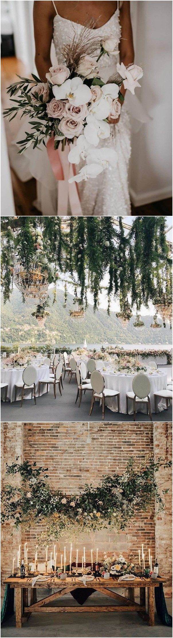 20 trendige rustikale Herbstgrün Hochzeitsideen