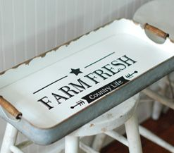 Farm Fresh Galvanized Tray, White Enamel Canisters, Antique Shopkeepers Desk Organizer, Galvanized Flour and Sugar Canisters, Cotton Wreath, White Enamel Measuring Cups, Wicker Trunk Baskets, Bulbs and Seeds Metal Box Set, Vintage Style Nesting Herb Crates, Glass Jar Firefly String Light, Vintage Style Enamel Storage Containers, Vintage Industrial Style Hardware Bin, Bakersfield Wood and Metal Display Pedestals, Wire Storage Baskets with Lids, Vintage Industrial Style Hardware Bin Lazy…