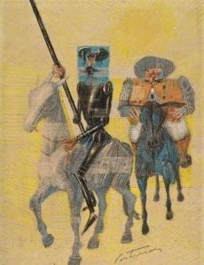 Dom Quixote, Candido Portinari