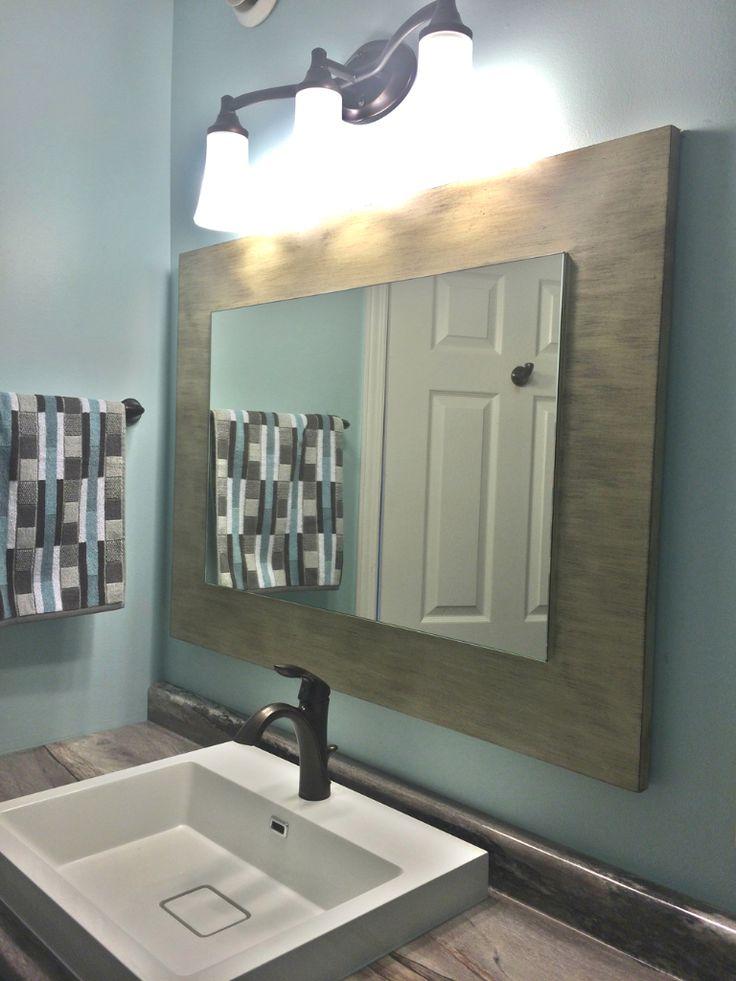 Owen Sound Transitional Bathroom Renovation by Van Dolder's Kitchen & Bath