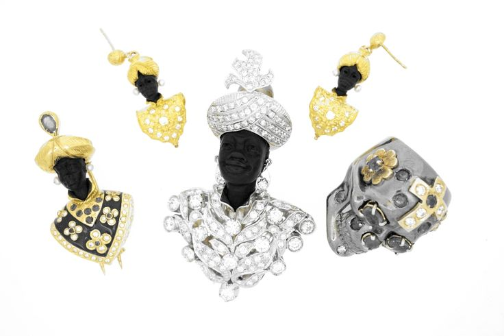 Moretti e Anello teschio - Dogale Jewellery Venice
