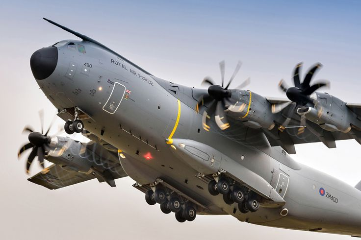City of Bristol Mr Paul Crouch An RAF Atlas (Airbus A400M) ZM400 'City of Bristol' takes off from RAF Brize Norton. The A400M, shortly to enter service with 70 Squadron, will provide the Royal Air Force with a tactical & strategic airlift capability to support all three Services. Mr Paul Crouch is a civilian contractor photographer employed by Serco and permanently based at RAF Brize Norton, Oxfordshire