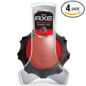 Axe Quot Detailer Quot Body Scrubber For Men Click Through For