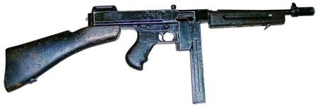 Talk:Thompson Submachine Gun - Internet Movie Firearms Database - Guns in Movies, TV and Video Games