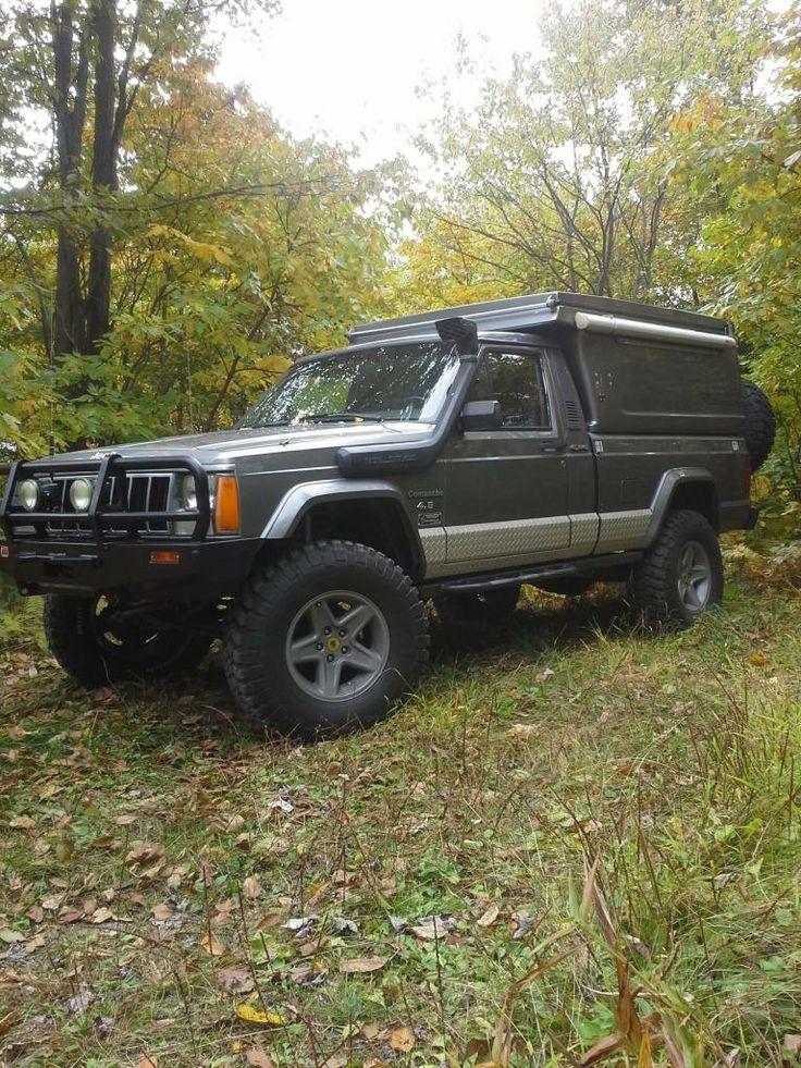 21 Best Images About Jeep Comanche On Pinterest Trucks