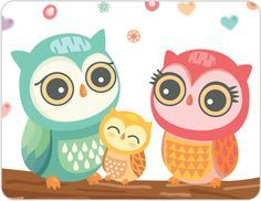 cartoon owls - Google Search