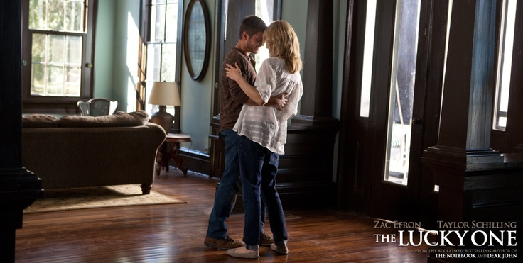 See THE LUCKY ONE starring Zac Efron, in theaters April 20.