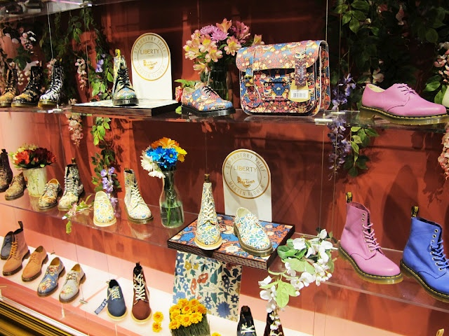 Dr. Martens + Liberty of London