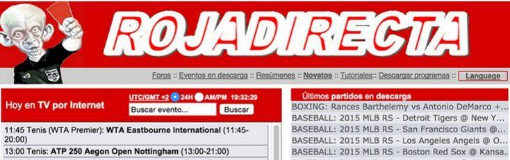 ¡Actualidad! ¿Sabías que #Tarjeta #Roja podría dejar de transmitir partidos? #futbol