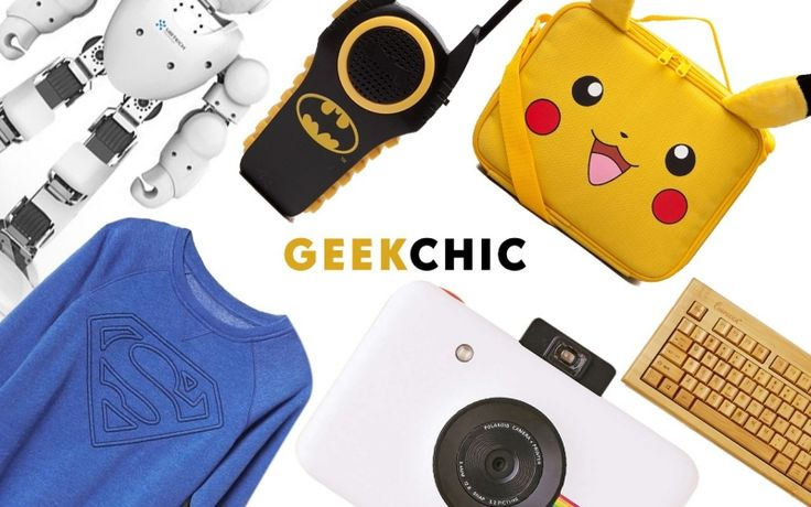 Holiday Gift Guide: Geek Chic