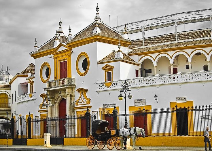 Plaza de Toros La Maestranza de Sevilla