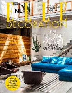 3x Elle Decoration € 15,-: ELLE Decoration is een woonblad met de nieuwste trends op het gebied van interieur, kunst, design en architectuur.