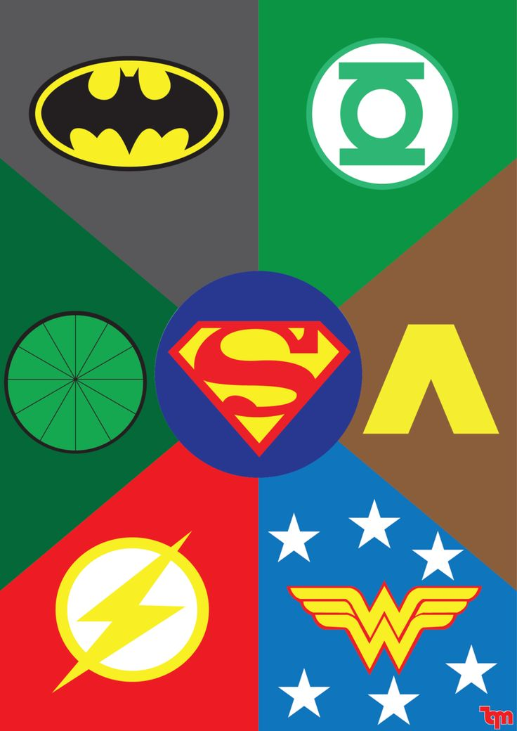 Justice League Logo Png Justice leagueby spiketom94