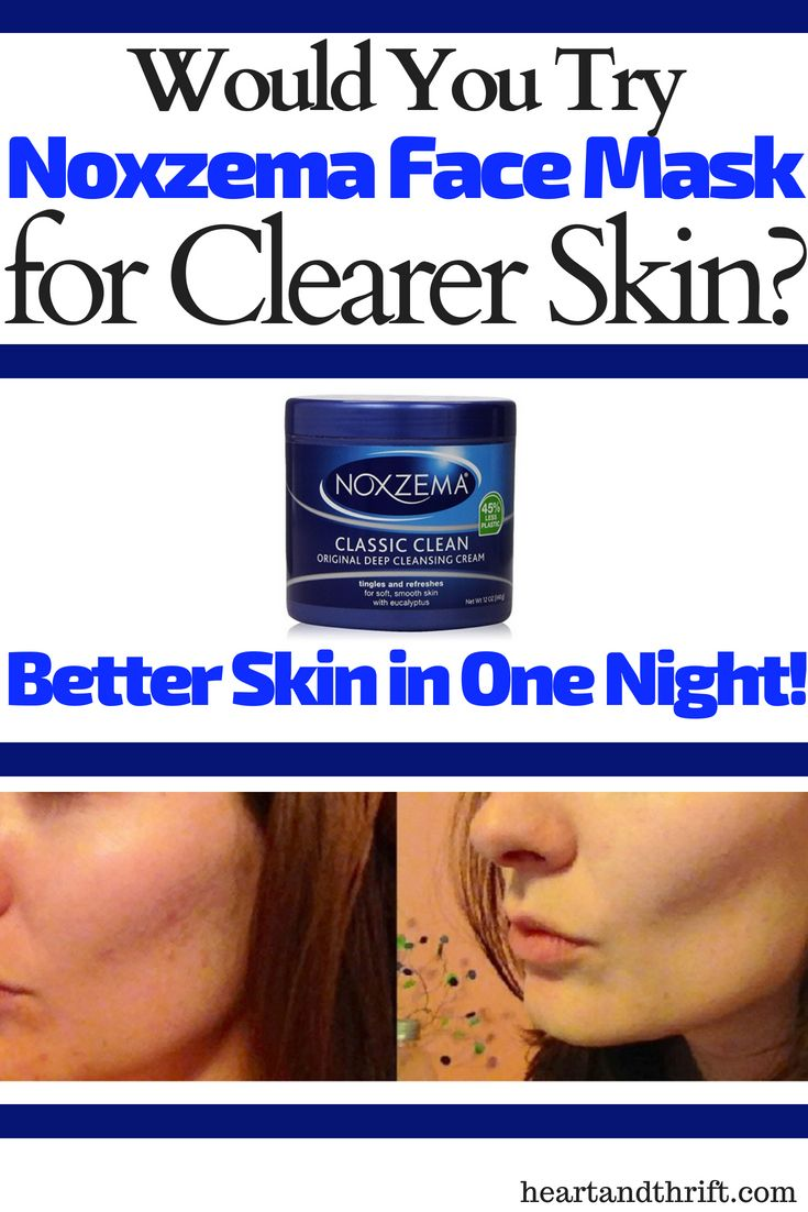 How To Use Noxzema >> Skin Saver I Use Noxzema Whenever My Skin Is Experiencing