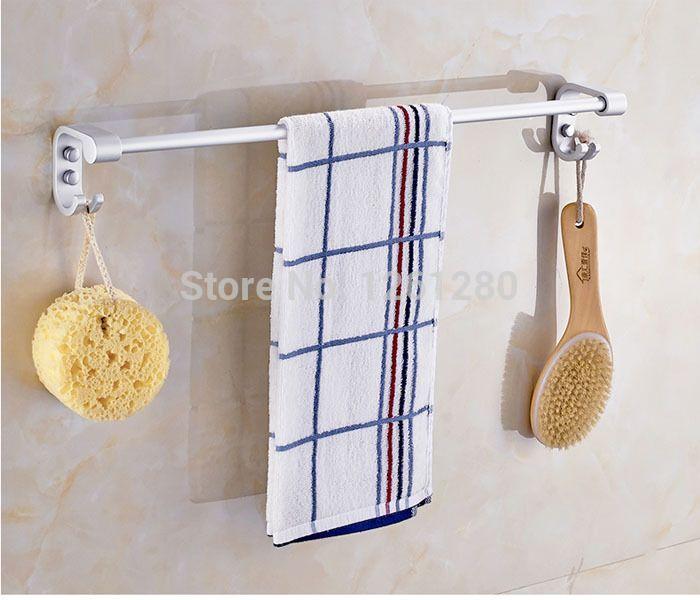 Вешалки для полотенец ванная accessiories пространство алюминий материал домашнее хозяйство элементы
