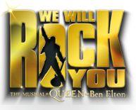 Tickets für We will Rock you.Will ich schon ewig mal sehen