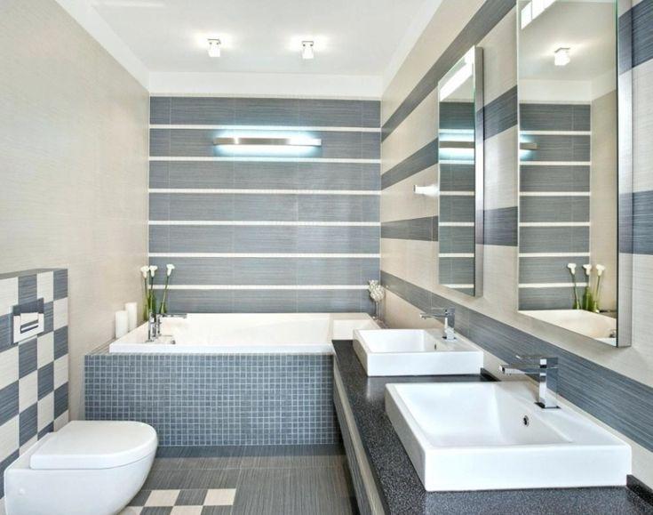 Bemerkenswert Badezimmer Fliesen Grau Bad Braun Zuhause Dekoration Ideen Holzoptik Erstaunlich Komplett Wohndesign Am Besten Einfaches Weiss Fliese La…