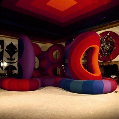 22 best images about verner panton on pinterest l 39 wren for Al saffar interior decoration l l c