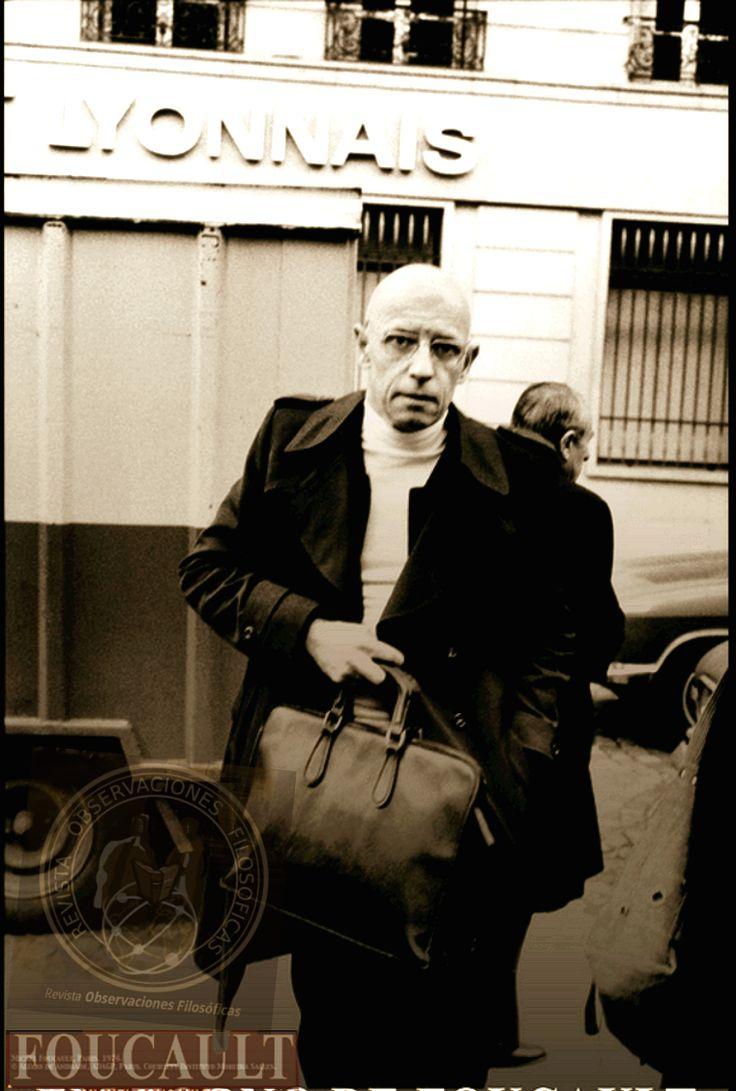 Foucault: La Arquitectura como modo de organización Política